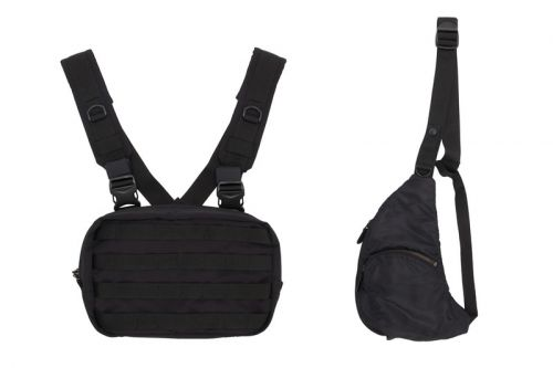 Junya Watanabe Releases an Array of Tactical Bags for SS19