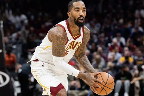 The Cleveland Cavaliers Officially Waive J.R. Smith
