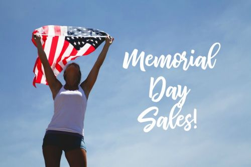Best Memorial Day Sales & Deals!