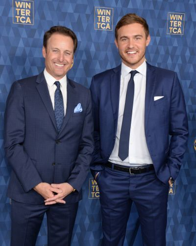 Chris Harrison Says Rumors That Peter Weber Is Dating a 'Bachelor' Producer Are 'Much Ado About Nothing'