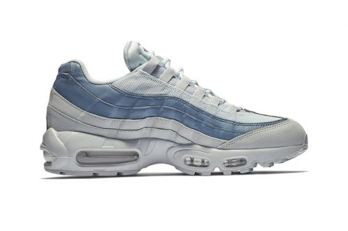 Nike's Air Max 95 Emerges in Monochrome Pale Blue