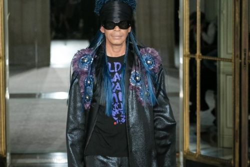 Rynshu Debuts Androgynous Fall/Winter 2018 Collection
