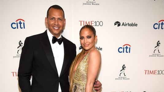 Alex Rodriguez Cuddles up With Jennifer Lopez's Son Max in a Cute New Photo