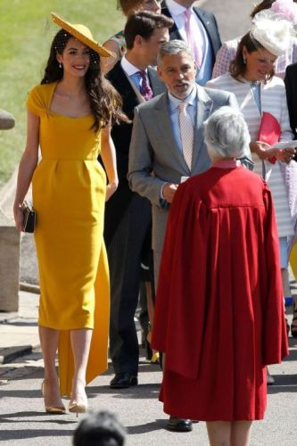 See All the Guests Arriving at Meghan Markle and Prince