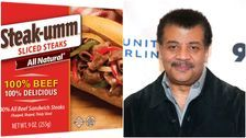 Steak-umm Starts Bizarre Twitter Beef With Neil DeGrasse Tyson