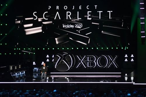 New Details on Xbox's 'Project Scarlett' Has Surfaced