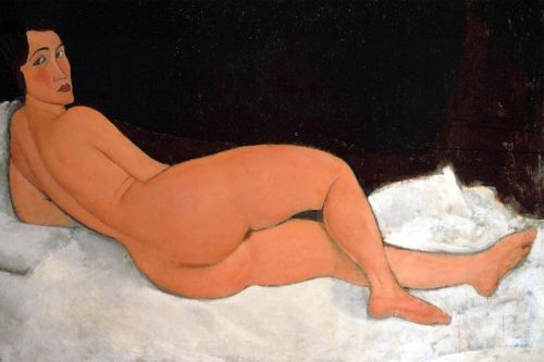 Modigliani Painting Sets All-Time Auction Estimate Record