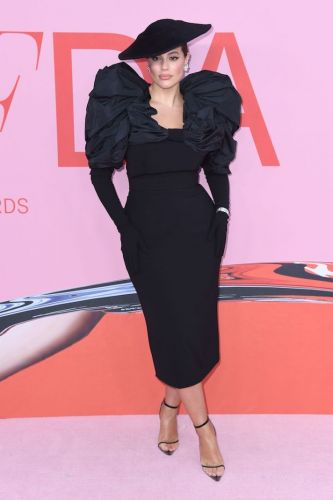 Ashley Graham's CFDA Fashion Awards Look Is High Fashion to the Hundredth Degree