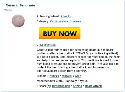 Generic Tenormin In Usa - Best Place To Purchase Generics