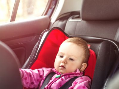We've Been Holding Car Seats The Wrong Way, According To This Viral Video