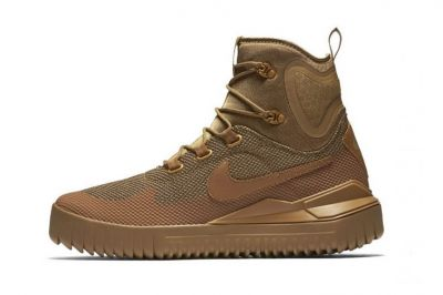 Nike's Air Wild Mid Prepares You for All Types of Challenging Terrain