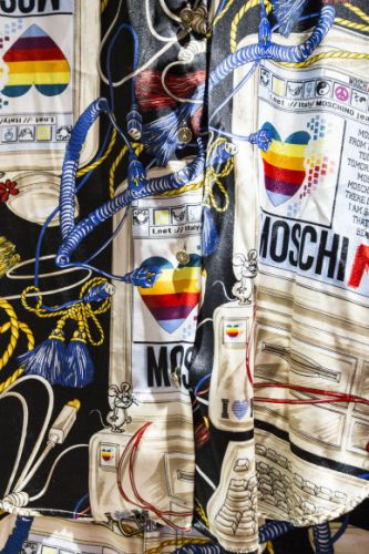 Here's where to get your hands on rare 90s Moschino