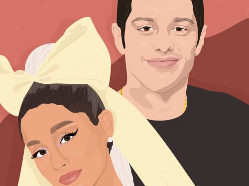 Tattoos Unlock The Mystery Of Ariana Grande & Pete Davidson's Relationship