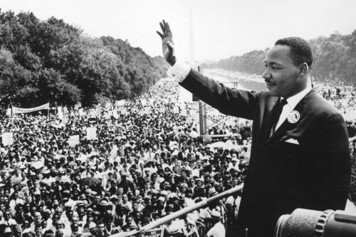 "TIDAL Creates a Playlist of Martin Luther King Jr.'s ""Most Iconic Speeches"""