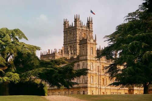 You Can Now Rent the Castle From Downton Abbey on Airbnb