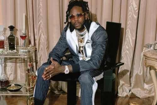 Versace Teams With 2 Chainz for Collaborative Clothing & Sneakers