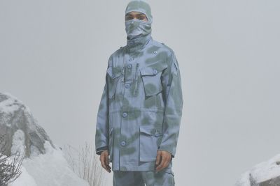 Maharishi's 2017 Fall/Winter Lookbook Is Packed With Pastel Camo Wares