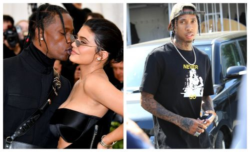 "Tyga Is Reportedly ""Heartbroken"" Over Kylie Jenner's Sexy New Photo Shoot With Travis Scott"