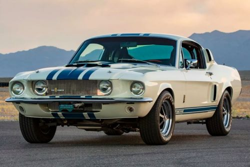 The 1967 Ford Shelby GT500 Super Snake Is Making a Return