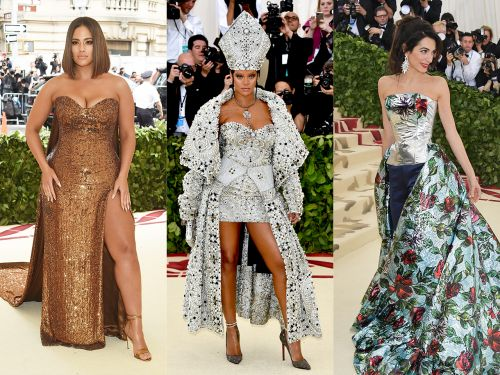 The Met Gala 2018 Red Carpet: See Every Look From Fashion's Biggest Night