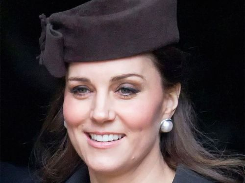 The Royal Wedding Will Give Kate Middleton A Chance To.Relax?
