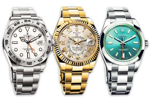 From A to Z, what keeps Rolex ticking