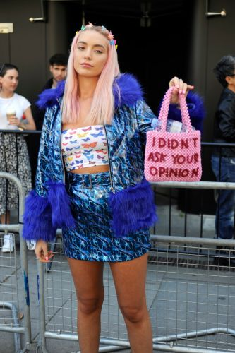 The London Fashion Week Street Style Is Wilder Than You Could Ever Imagine