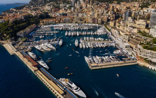 The Best Superyachts at the Monaco Yacht Show