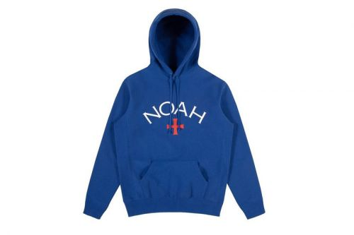 Noah Is Rereleasing Its Classic Core Logo Hoodie