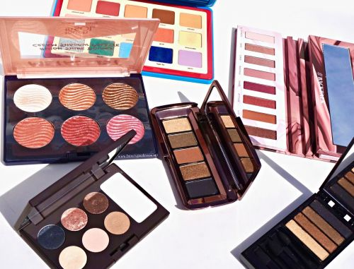Six Eyeshadow Palettes You Need to Meet, New Rodin Lipstick and Springtime Sale Suggestions