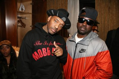 Havoc of Mobb Deep Was With His Kid When He Heard of Prodigy's Death