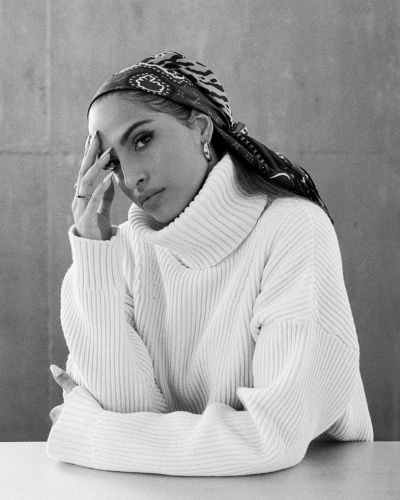 Snoh Aalegra: My life in beauty products