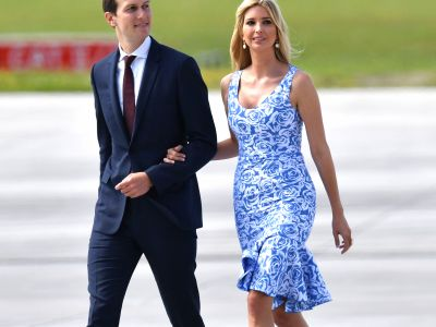 Ivanka & Jared Tend To Be On Vacation When Things Get Heated In D.C