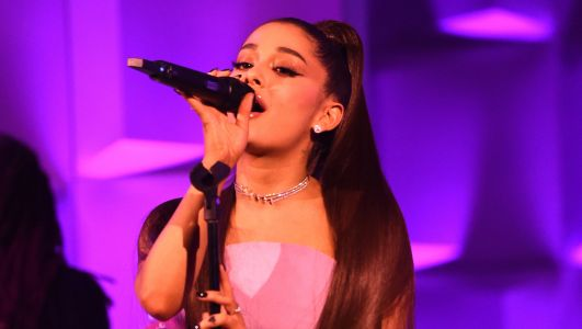 Ariana Grande Performed 'Imagine' For The First Time Live And, Yeah, She Can Actually Hit Those High Notes