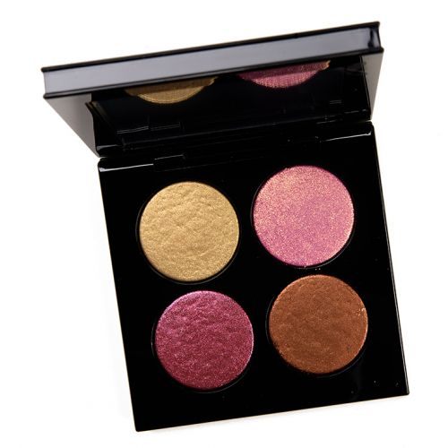 Pat McGrath Ritualistic Rose Blitz Astral Eyeshadow Quad Review & Swatches