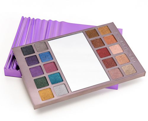 Urban Decay Heavy Metals Metallic Eyeshadow Palette Review, Photos, Swatches