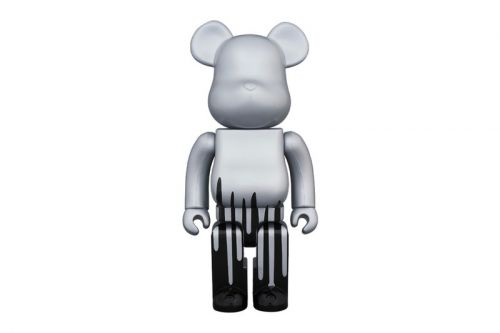 Medicom Toy Taps KRINK and Pushead for Artful BE RBRICKS