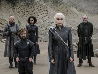 Some Game Of Thrones Cast Members Are Just Now Meeting IRL