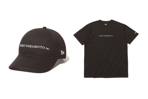 Yohji Yamamoto Celebrates 100th Anniversary of New Era With Special Package