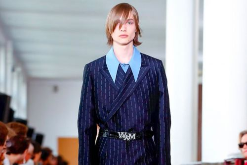 Wooyoungmi Pay Reverence to the Late, Great David Bowie for SS19