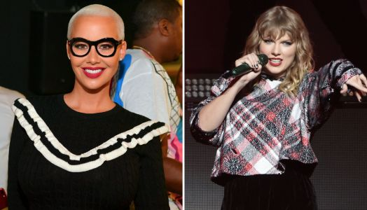 "Amber Rose Claps Back at Trolls Who Called Her Son ""Gay"" for Loving Taylor Swift"