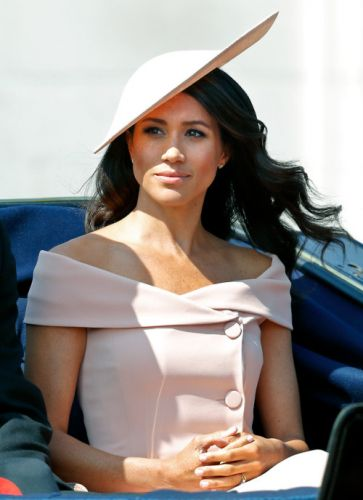 Why Meghan Markle's Bare Shoulders at Trooping Would Never Be Allowed at Royal Ascot