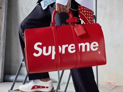 Supreme x Louis Vuitton's Resale Market Is Crazy