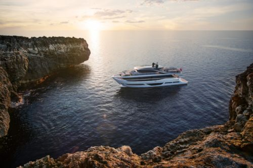 Princess Yachts Reveals Game-Changing X95 Luxury Yacht