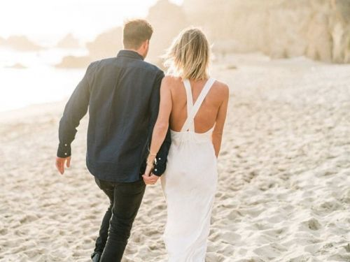 These Shoes Are Perfect for Beach Weddings