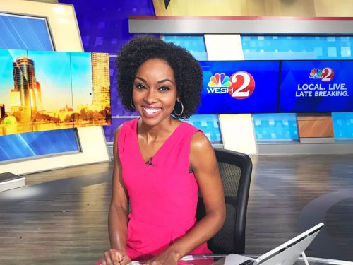 "The ""Anchor Bob"" Is Signing Off - Meet The Women Redefining Newscaster Hair"