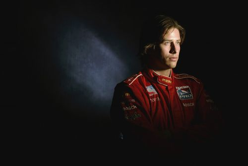 You Need to See These Throwback Racing Glamour Shots of 'Bachelor' Arie Luyendyk Jr.!