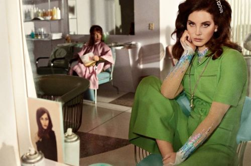 Courtney Love and Lana Del Rey Star in New Gucci Campaign