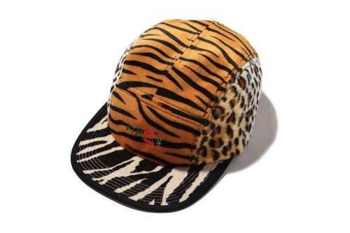 """AtmosLAB Adds an """"Animal"""" Cap to This Weekend's Drop"""