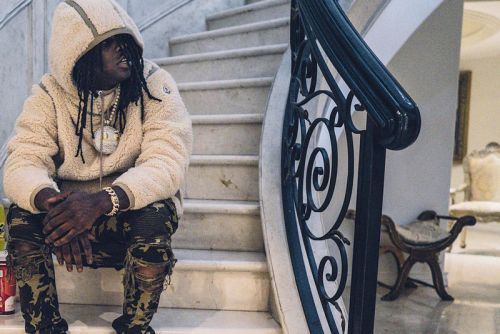'Real Housewives' Star Threatens to Sue Chief Keef Over 'Mansion Musik' Artwork